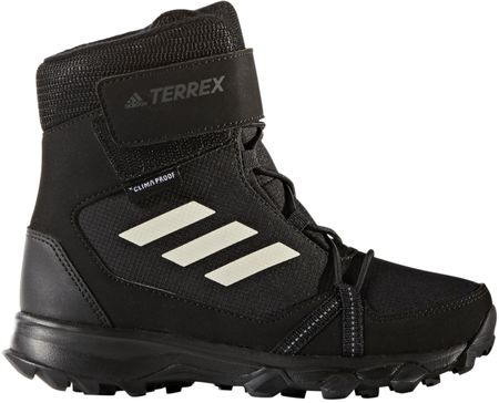 Adidas Terrex Snow Cf Cp Cw K Core Black/Chalk White/Grey Four 38.0