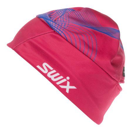 Swix kapa Race Warm, roza, 56