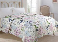 Jahu my House Přehoz přes postel Motýl 140x220