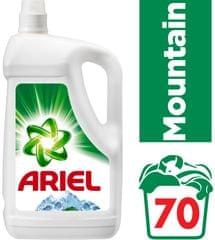 Ariel Mountain Spring tekutý prací prostředek 3,85 l (70 praní)