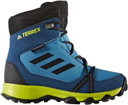 Adidas Terrex Snow Cp Cw K Mystery Petrol/Core Black/Blue Night 36.7
