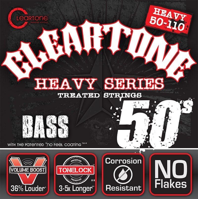 Cleartone 6450 Struny pro baskytaru
