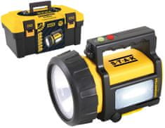 Velamp Ładowalny LED reflektor akumulatorowy ST999-10L