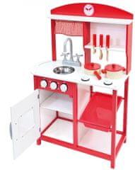 BINO Detská kuchynka s príslušenstvom 5 ks
