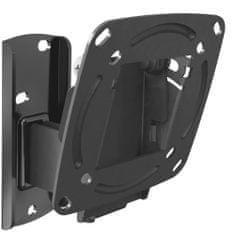 """Barkan stenski nosilec E120, dvojno nagiben, za ravne in ukrivljene ekrane, do 74 cm ( 29"""")"""