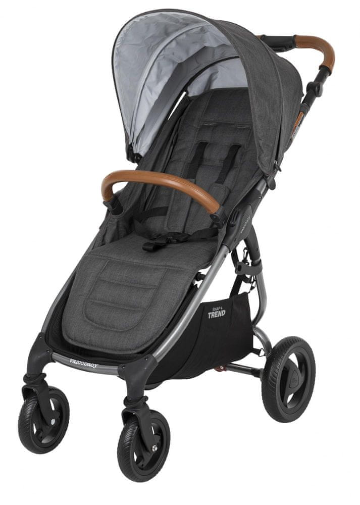 Valco Snap 4 Trend Tailor Made Charcoal