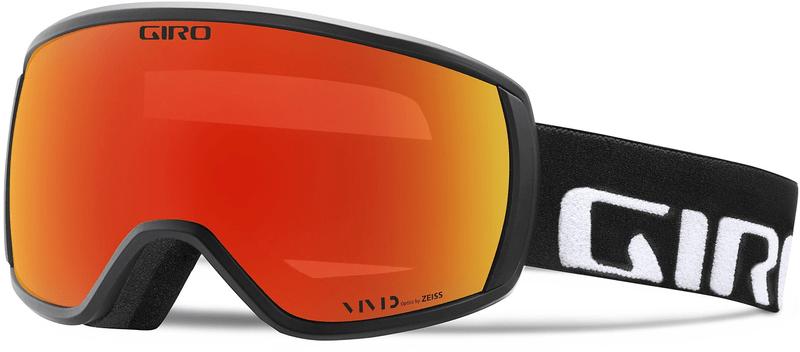Giro Balance Black Wordmark/Viv Ember