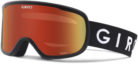 Giro smučarska očala Roam, z 2 lečama (Black/Amber in Scarlet/Yellow), M