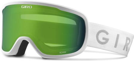 Giro smučarska očala Roam, z 2 lečama (White/Loden in Green/Yellow), M