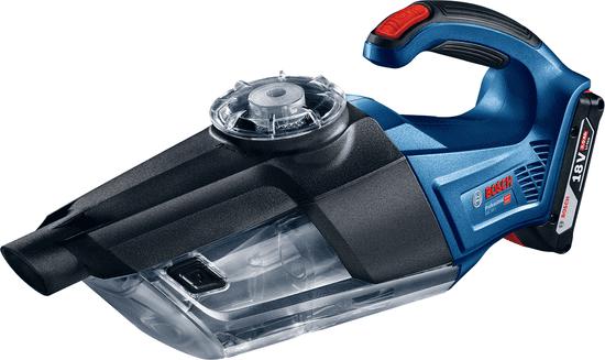 BOSCH Professional odkurzacz ręczny GAS 18V-1 (solo)