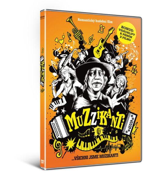 Muzzikanti - DVD