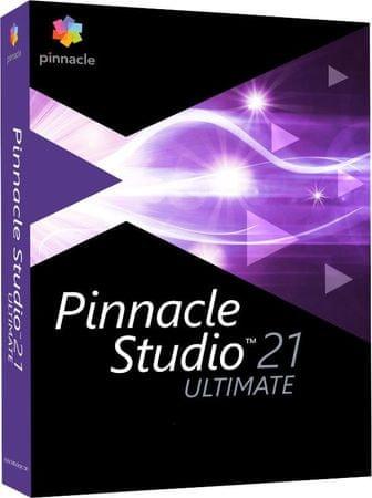 Pinnacle Systems Pinnacle Studio 21 Ultimate ML EU (PNST21ULMLEU)