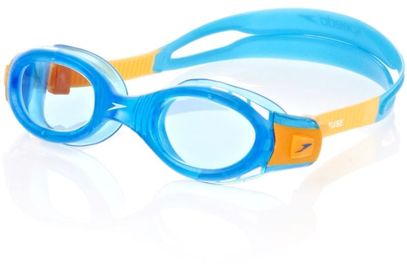 Speedo Futura Biofuse Jr. Blue/Yellow