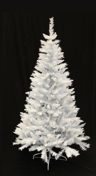 Seizis Jedle bílá - 438 větví, 150cm