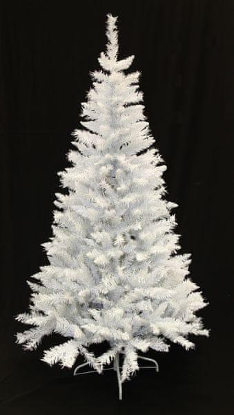 Seizis Jedle bílá - 630 větví, 180cm