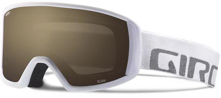 Giro smučarska očala Scan White Wordmark/AR 40, M