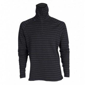 Ulvang moški pulover 50Fifty 2.0 Black Black, M