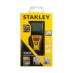 Stanley Laserový dálkoměr 65i - pracovní dosah 25 m