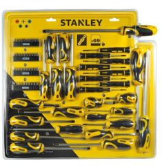 Stanley 69 részes csavarhúzó készlet