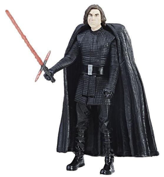 Star Wars E8 Force Link figurka s doplňky - Kylo Ren