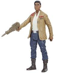 Star Wars E8 Force Link figurka sdoplňky - Finn