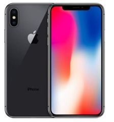 Apple GSM telefon iPhone X 256GB, Space Grey