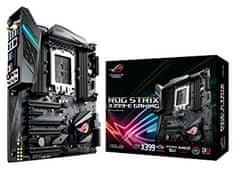 Asus osnovna plošča Strix X399-E Gaming, DDR4, SATA3, USB3.1Gen2, U.2, TR4 EATX