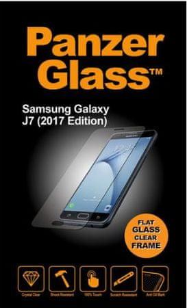 PanzerGlass zaščitno steklo za Samsung Galaxy J7 (2017)