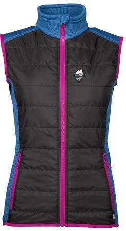 High Point kamizelka Flow 2.0 Lady Vest Black/blue XS