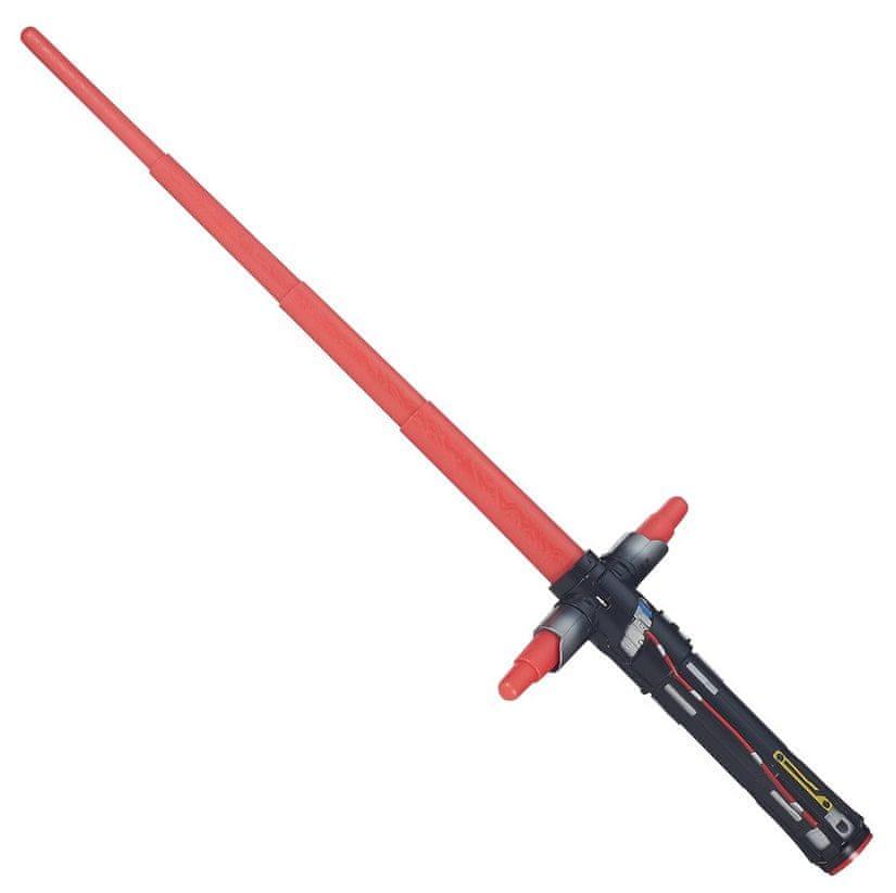 Star Wars E8 Kombinovatelný meč – Kylo Ren
