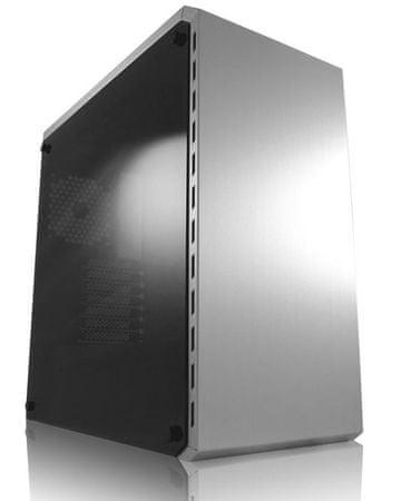 LC Power midi ATX ohišje Gaming 986S White Shadow, belo
