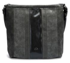 Tom Tailor ženska ročna torbica črna Cleo - odprta embalaža