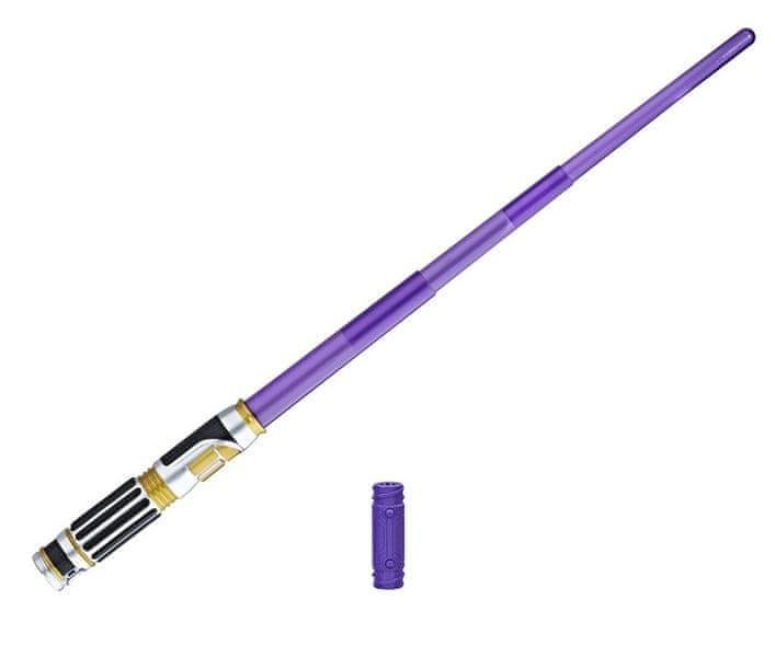 Star Wars E8 Elektronický meč – Mace Windu