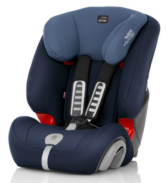 Britax EVOLVA 123 PLUS 2017, Moonlight Blue