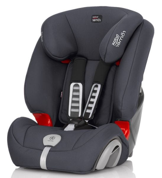 Britax EVOLVA 123 PLUS 2017, Storm Grey