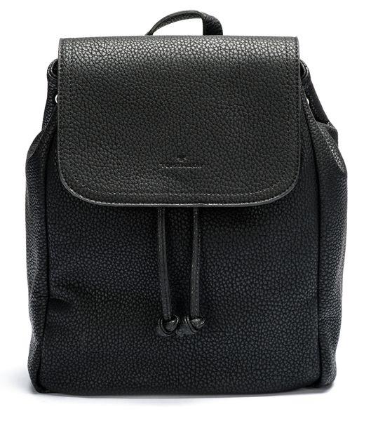 Tom Tailor dámský černý batoh Lotta