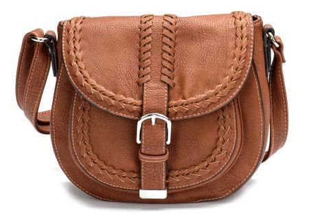 Tom Tailor ženska ročna torbica rjava Julie