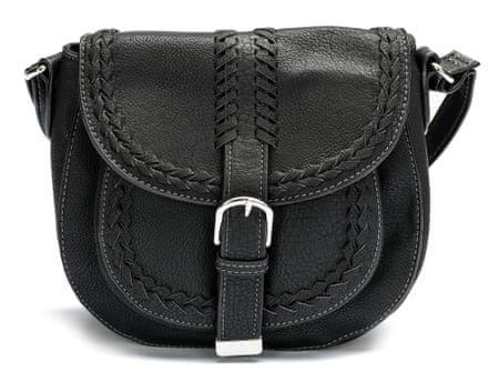 Tom Tailor ženska torbica crna Julie