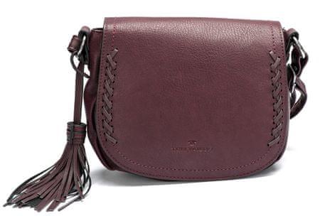 Tom Tailor ženska ročna torbica bordo rdeča Irene