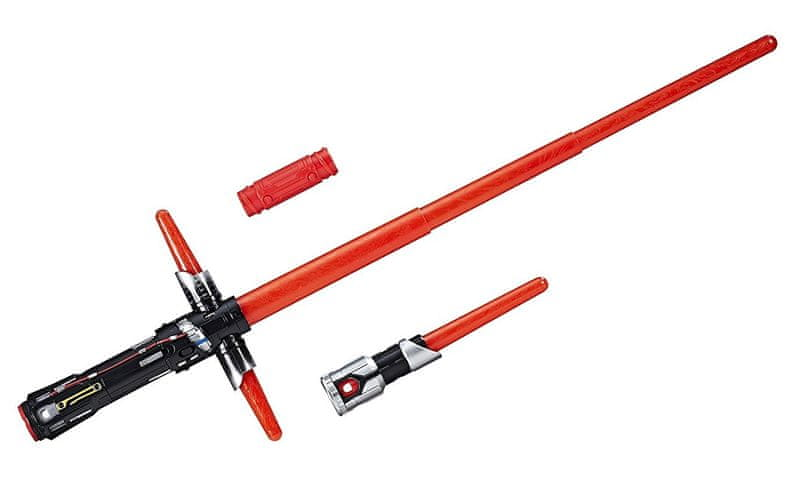 Star Wars E8 Elektronický meč - Kylo Ren