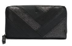 Tom Tailor ženska denarnica črna Amalia - odprta embalaža