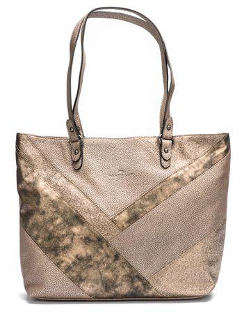 Tom Tailor ženska ročna torbica rjava Amalia