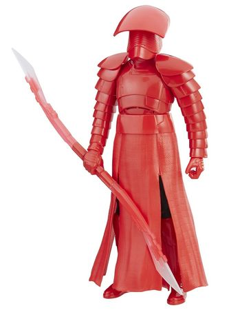 Star Wars E8 Elektronická figúrka - Elite Praetorian guard
