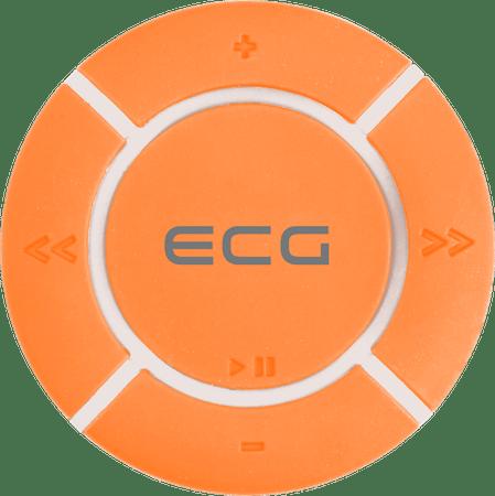 ECG PMP10 4GB, oranžová