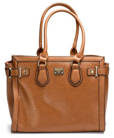 Bessie London torebka damska brązowy