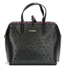 Desigual ženska ročna torbica črna Hamar Birmania