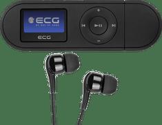 ECG PMP20 4GB, černá