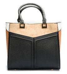Bessie London ženska ročna torbica črna