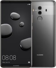 Huawei Mate 10 Pro, DualSIM, 6GB/128GB, šedý
