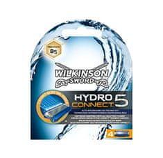 Wilkinson Sword HYDRO Connect 5 náhradní hlavice 4ks